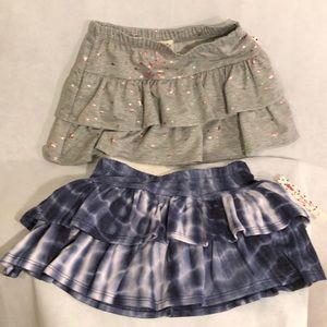 Dresses & Skirts - New 2 girls Poof girls skirts youth Sz M (5/6)